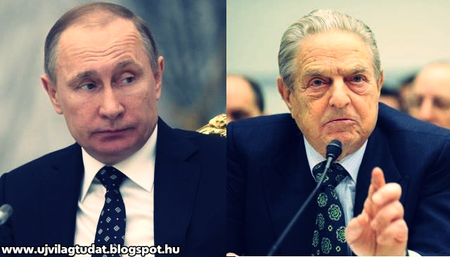 Egy kiszivárgott emlékeztető bizonyítja, hogy Soros György megpróbálta megbuktatni Putyint és destabilizálni Oroszországot