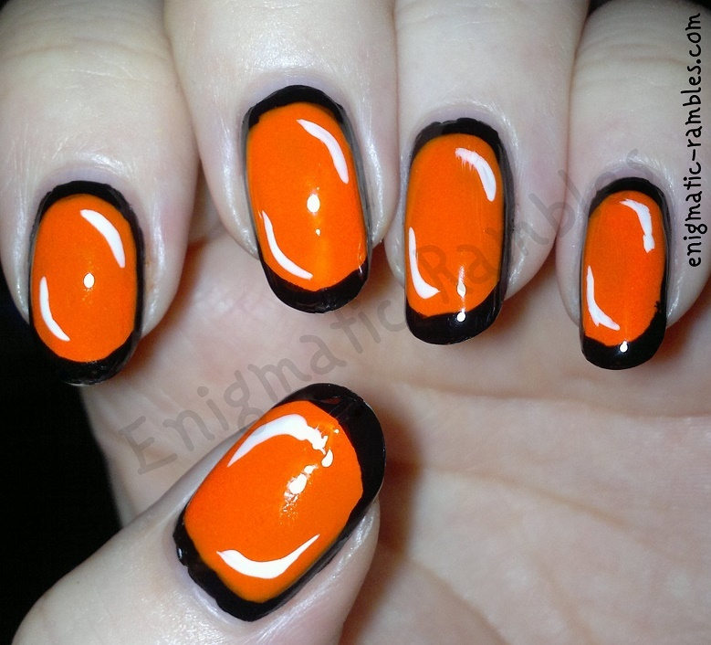 neon-orange-cartoon-outline-nails-color-club-wham-pow