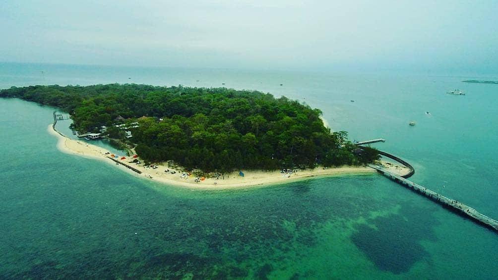 Pulau Panjang Jepara | Rute, HTM, Cara Menuju Kesana Terbaru - Update  Pengetahuanmu
