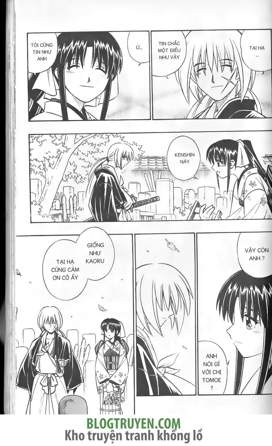 Rurouni Kenshin chap 251 trang 13