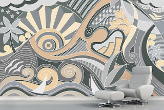 Modern Wallpaper For Walls