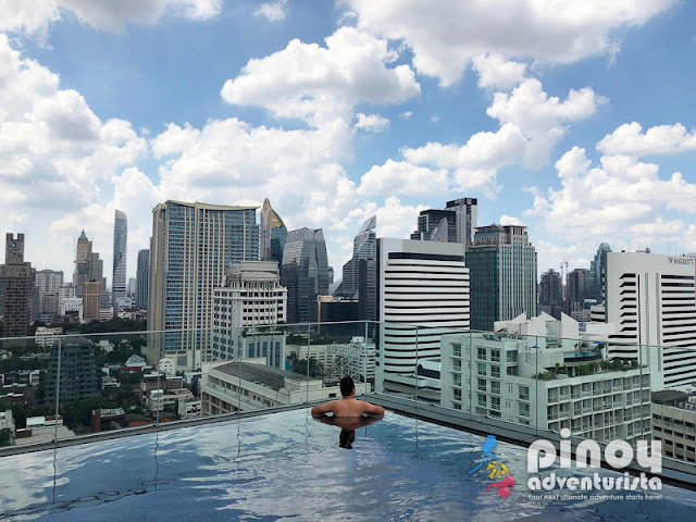 BEST ROOF TOP SWIMMING POOLS IN BANGKOK