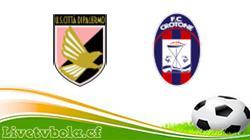 Palermo vs Crotone