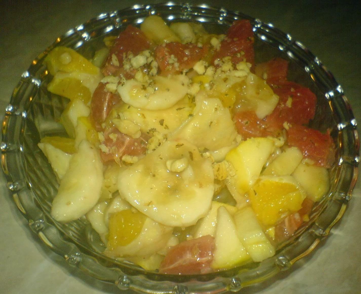 Salata de fructe reteta,