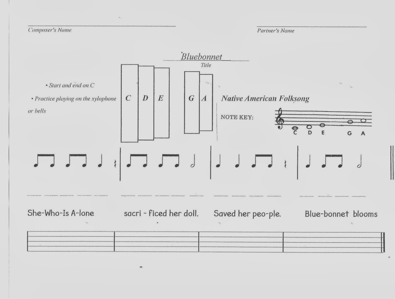 Nhcs Music Education November