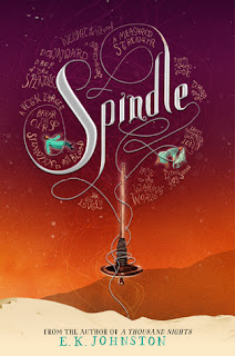 Spindle book cover