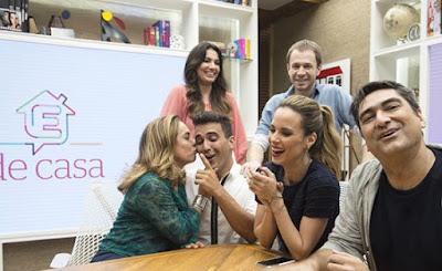Com pouca audiência, É de Casa pode ser retirado do ar na Globo