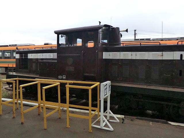 機関車,ディーゼル車,津軽鉄道〈著作権フリー無料画像〉Free Stock Photos