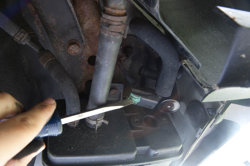 The Chad Experience: Check/Replace the Vent Solenoid Valve