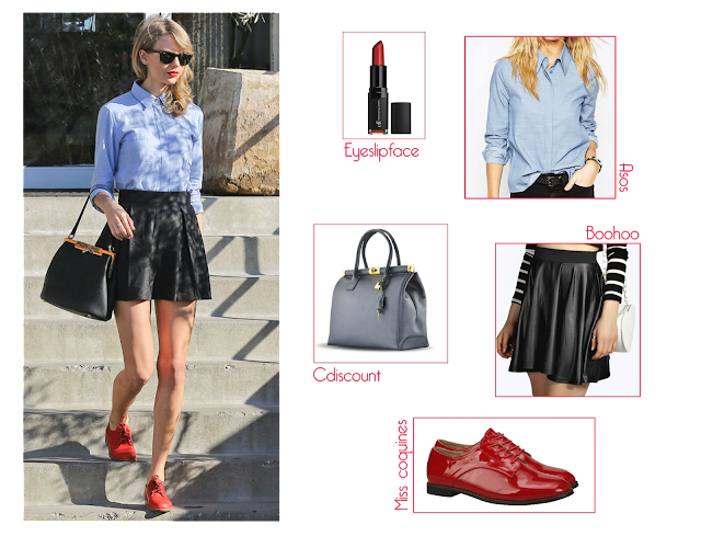 Get the look (for less) spécial Back to School 2015 Taylor Swift