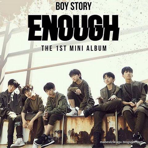 Boy Story - Enough Lyric