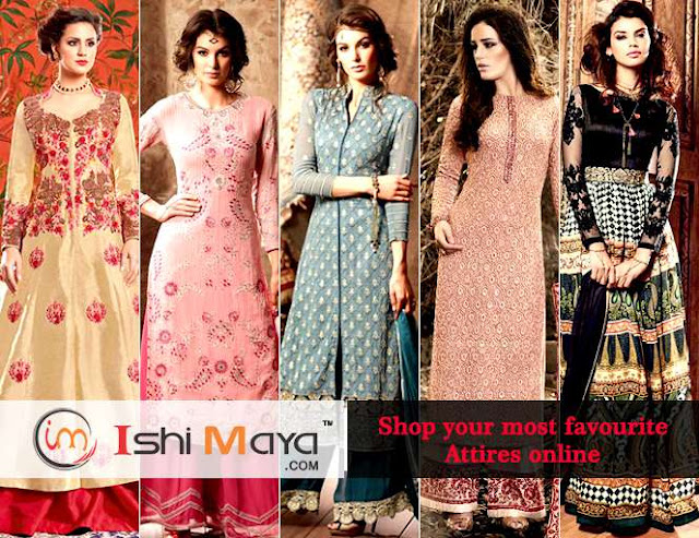 Shop online at ishimaya.com and get your favorite dresses at best prices