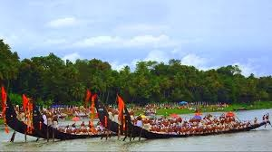Nehru Trophy Boat race at Punnamada, Alappuzha is one of the most significant and colourful boat races in Kerala