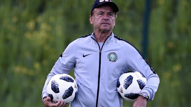 Nigeria Coach Gernot Rohr Says He Won't Take Egypt Friendly Lightly