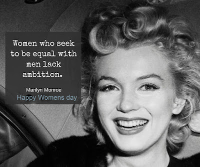 inspirational quotes women - International Women�s Day Images