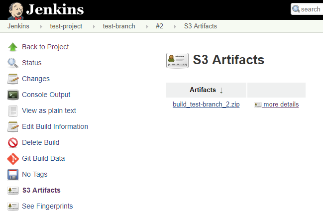 Jenkins build and multi-environment deploys