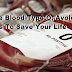 If You're Blood Type O, Avoid Doing This To Save Your Life!!!