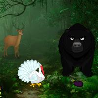 WowEscape Turkey Jungle Escape
