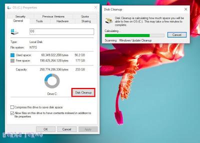 Cara Menghapus File Windows Old Yang Bandel, hapus windows old dengan ccleaner, cara menghapus windows old, windows old di win 7, windows old di win 10,