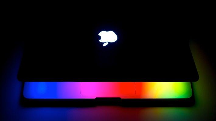 Wallpaper 2: Apple MacBook