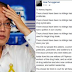 Former military man lambasted PNoy Aquino through his Open Letter went viral