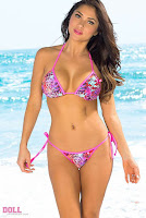 Arianny Celeste – Doll Swimwear Models Photoshoot