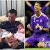 Cristiano Ronaldo Shows Off His Twins