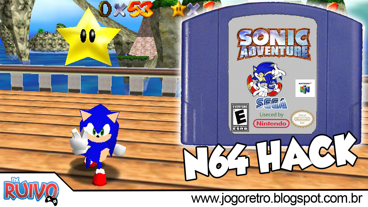 Sonic 64 rom download