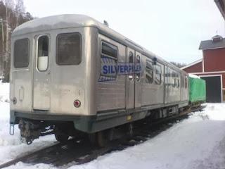 el tren silverpilen