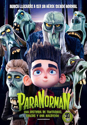 ParaNorman 2012 film foreign movie poster