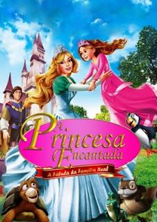 Assistir A Princesa Encantada: A Fábula da Família Real – Dublado