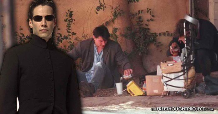 10 Times People Caught Keanu Reeves Being a Hero in Real Life
