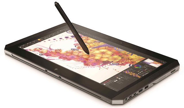 HP ZBook x2 tablet pen