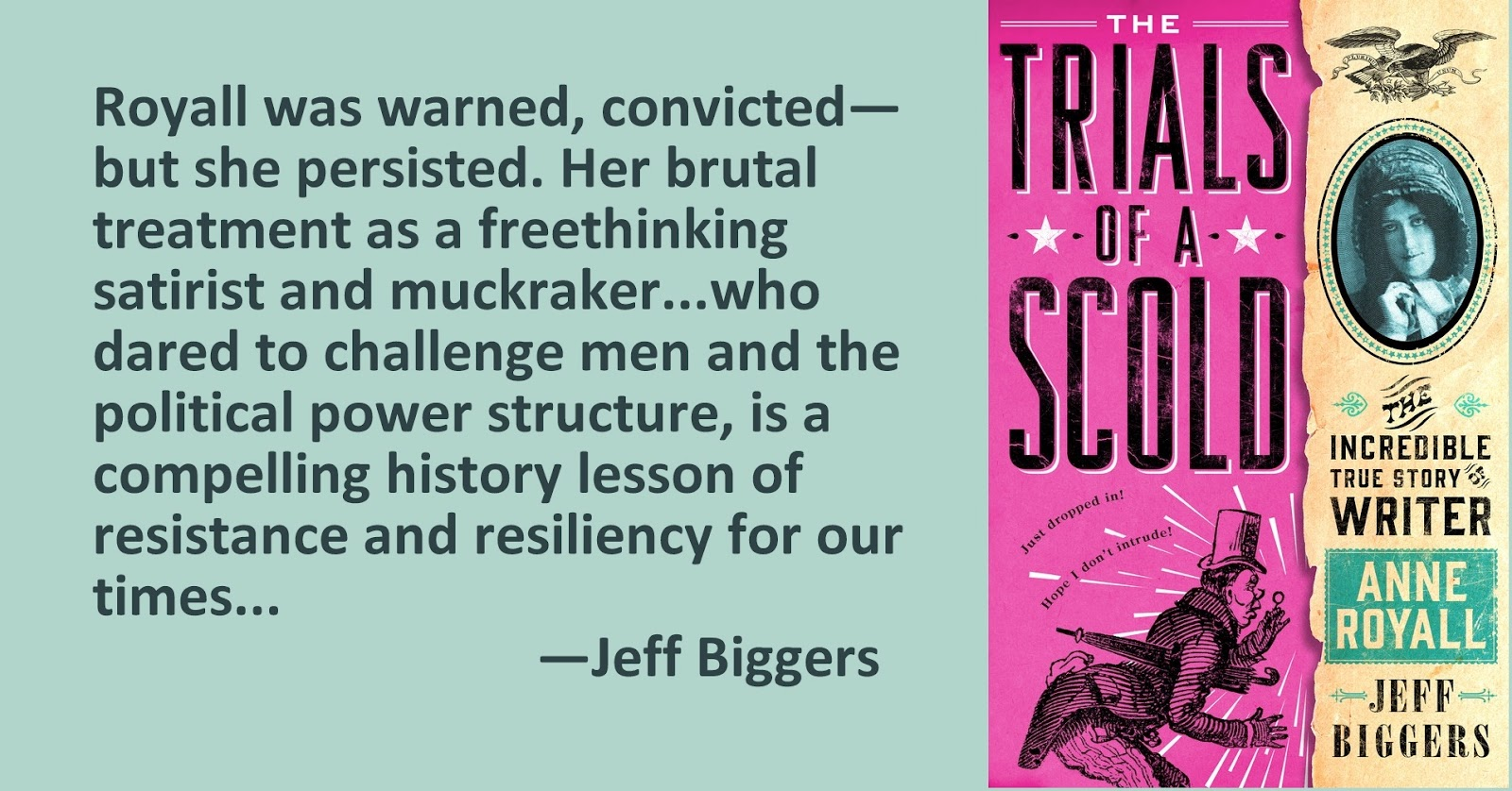 The Trials of a Scold: Book Review