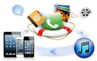 برنامج, قوى, لعمل, نسخة, أحتياطية, لملفات, الايفون, واستعادتها, واسترجاع, الملفات, المحذوفة, iSkysoft ,Toolbox ,for ,iOS, اخر, اصدار