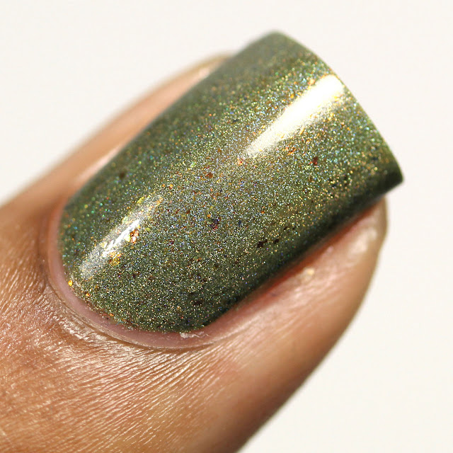 Great Lakes Lacquer It's Treasure Savvy