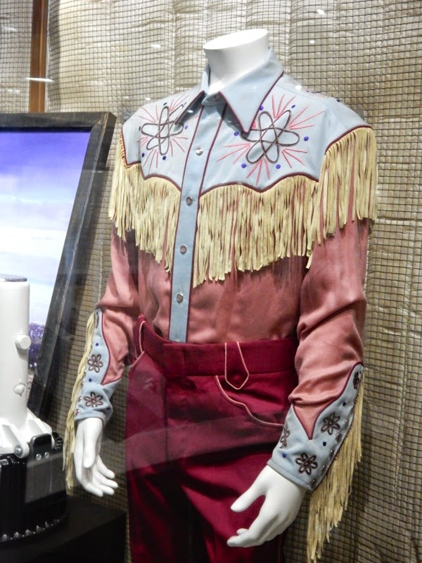 Marty McFly Back to the Future III cowboy costume