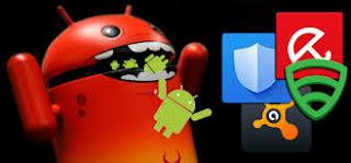 Ciri ciri android kena virus dan solusinya