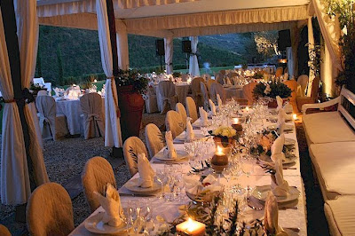 Planning a wedding in Tuscany
