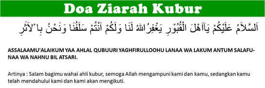 Video Bacaan Doa Ziarah Kubur Sesuai Sunnah Nabi Muhammad Dan Faedah Manfaat Serta Tata Caranya