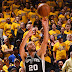 Los Warriors eliminaron a los Spurs en el que pudo ser el ultimo partido de Ginóbili