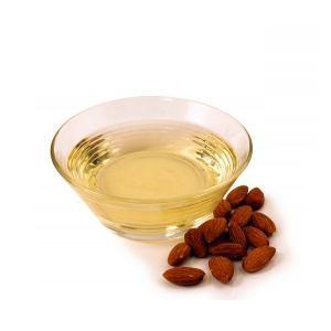 almond oil dark circles