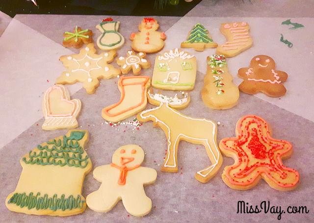biscuits Noël beurre Natrel