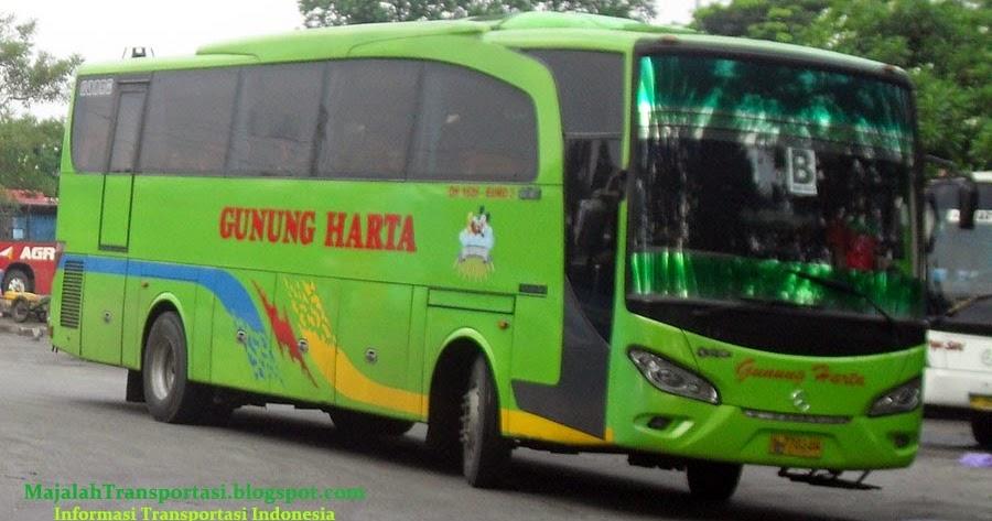 Harga Tiket Bus Gunung Harta Maret 2019 E Transportasi Com