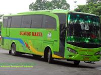 Harga Tiket Bus Gunung Harta Oktober 2019
