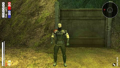 game Metal Gear Solid ppsspp android