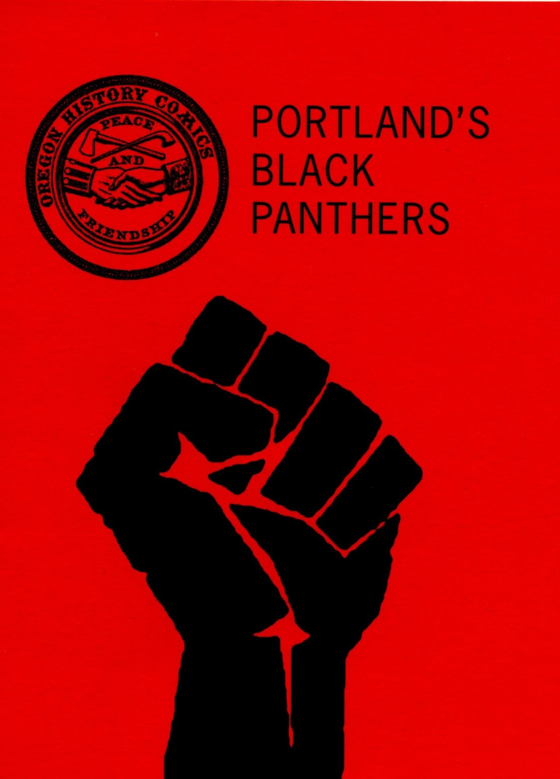 ContraTexts: Black Panther Party - comic - 2011 - Portland's Black ...