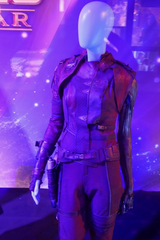 Avengers Infinity War Nebula costume