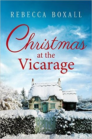 Lis Carey's Library: Christmas at the Vicarage, by Rebecca