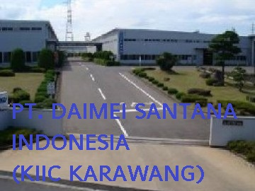 Lowongan Kerja PT Daimi Santana Indonesia Loker Kiic Karawang